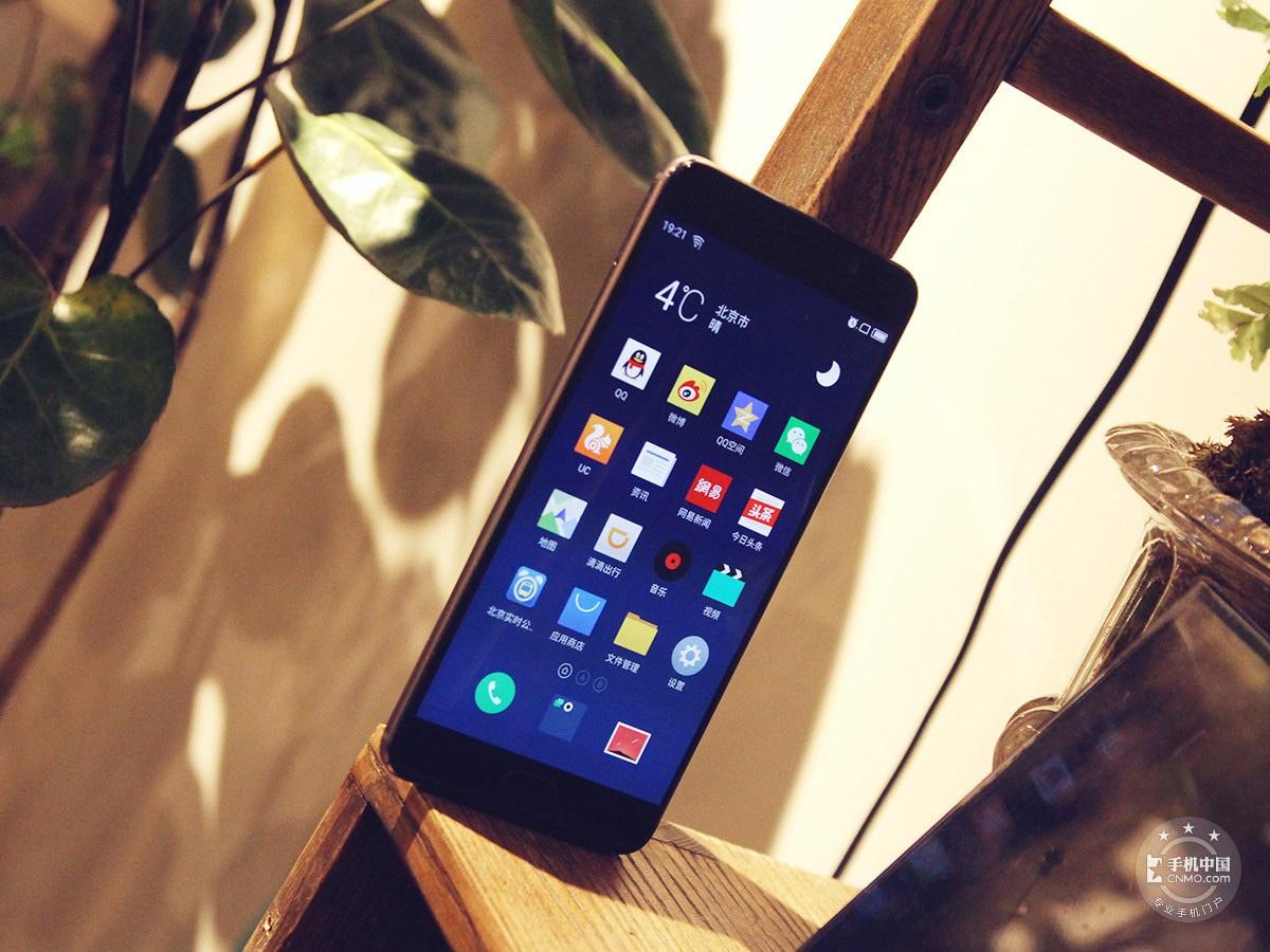 魅族PRO6Plus(64GB)整体外观第5张