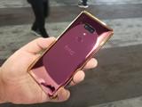 HTC U12+整体外观第5张图