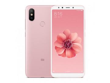 小米6X(6+128GB)粉色