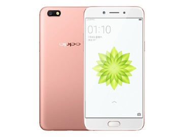 OPPO A77玫瑰金