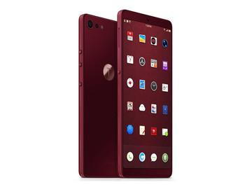 坚果Pro2(128GB)酒红色