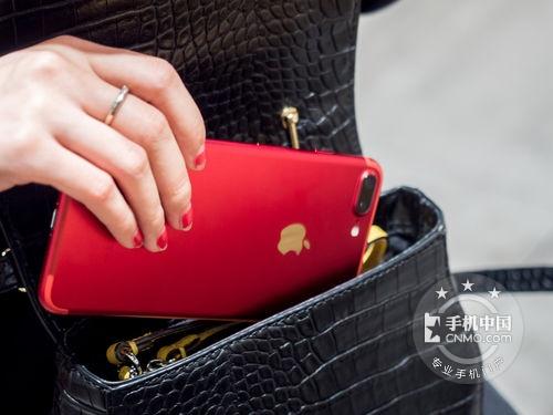 中国红大屏旗舰 苹果7 Plus国行仅6580元