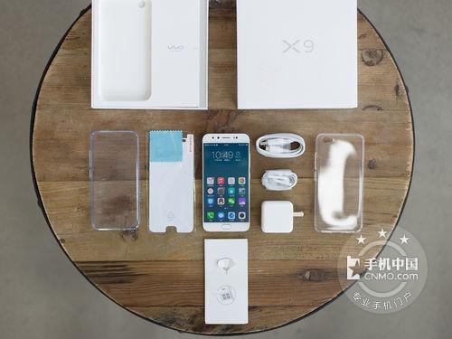 时尚大屏双摄 VIVO X9深圳现货仅2290元