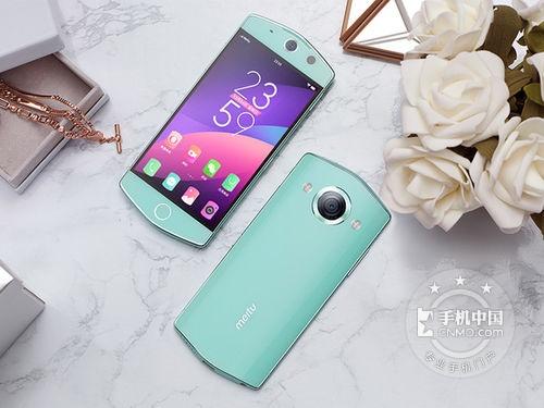 简约拍照手机 美图M6S深圳仅售3499元