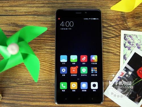 八核曲面 红米手机4仅售499元