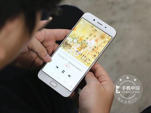 精致大屏时尚手机 oppo r9s深圳仅2680元