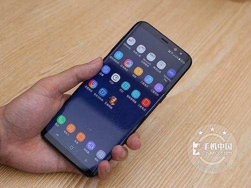 双曲面智能旗舰 三星S8深圳仅售5580元