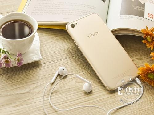 铝合金一体式设计 vivo X9全网通售2798元