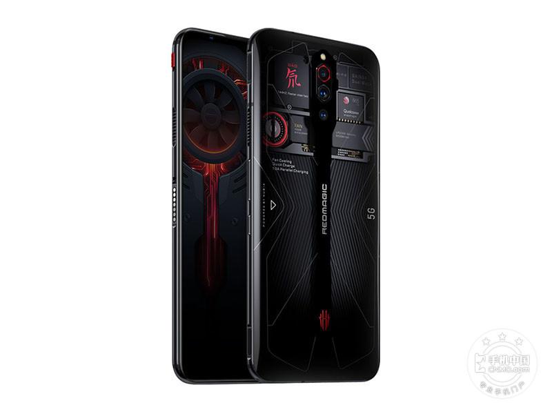 努比亚红魔5G电竞游戏手机(12+256GB)