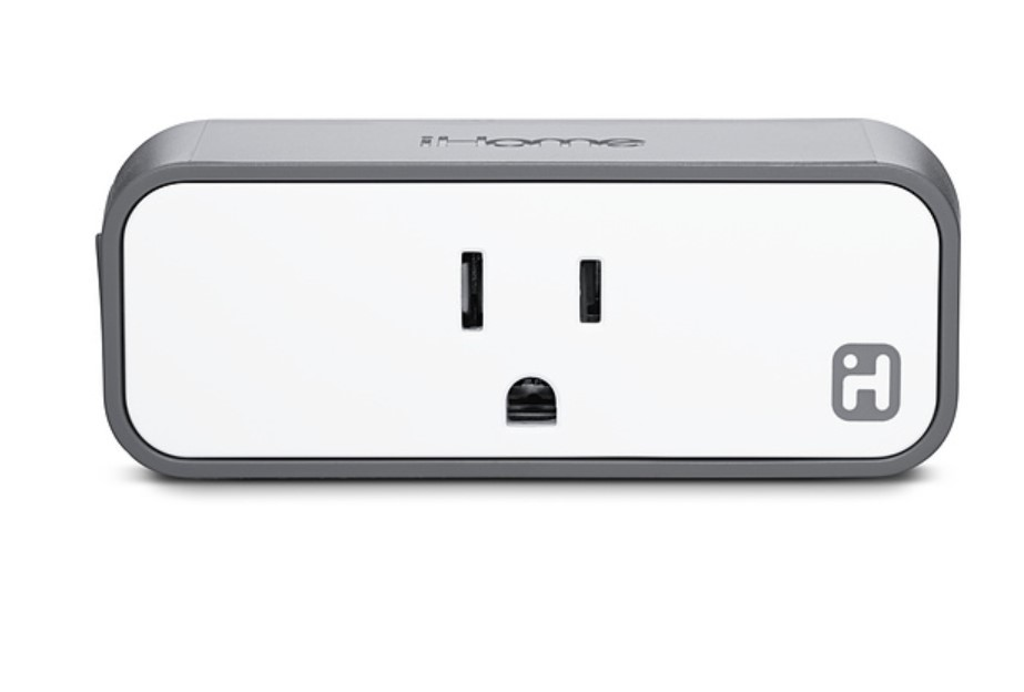 iHome | control iSP8 SmartPlug with Remote Control 功能介绍