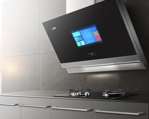 想要拥有科幻电影风 这些厨电产品必选