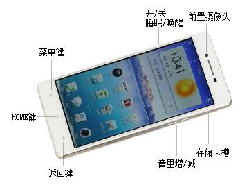 屏幕信息 相机拍照 电源电池 采用锂电池,容量2420mah 不支持电池图片