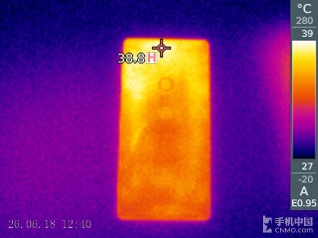 索尼Xperia XZ2发热测试